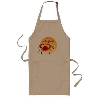 Maryland Crab Apron