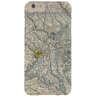 Maryland, DC, and Delaware Barely There iPhone 6 Plus Case