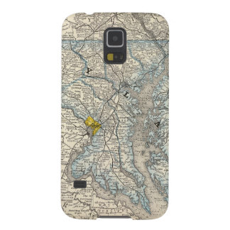 Maryland, DC, and Delaware Galaxy S5 Cover