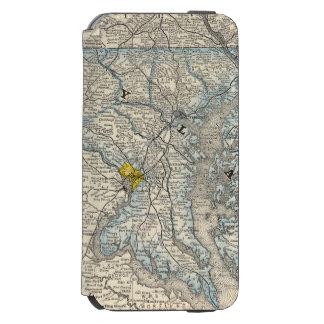 Maryland, DC, and Delaware Incipio Watson™ iPhone 6 Wallet Case