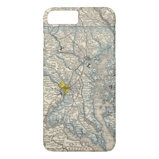Maryland, DC, and Delaware iPhone 8 Plus/7 Plus Case