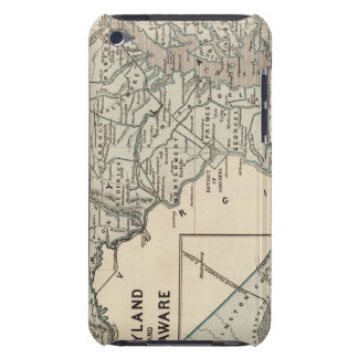 Maryland, Delaware, DC iPod Touch Case