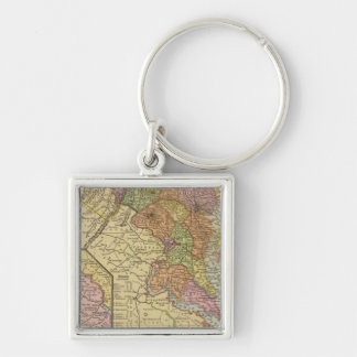Maryland, Delaware Key Ring