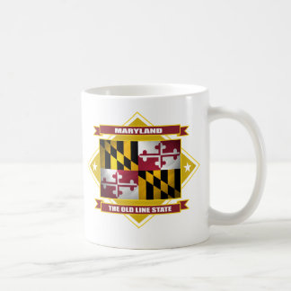 Maryland Diamond Coffee Mug