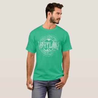Maryland Drinking Team Beer Cap T-Shirt