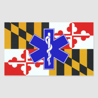 Maryland EMT sticker