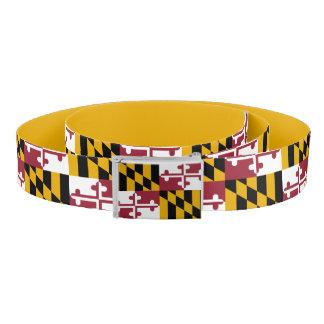 Maryland flag, American state flag Belt