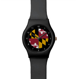 Maryland flag, American state flag Watches