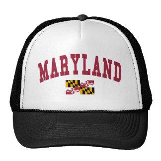 Maryland Flag Cap