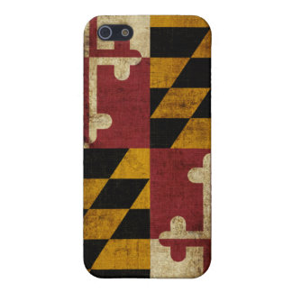 Maryland Flag Case For The iPhone 5