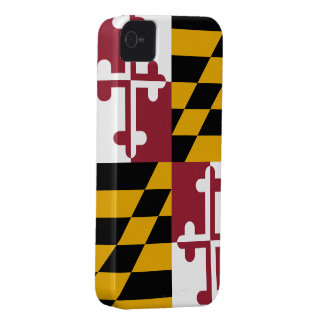 Maryland Flag Case-Mate iPhone 4 Case