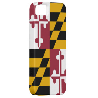 Maryland Flag CASEMATE BARELY THERE - iphone 5 iPhone 5 Case