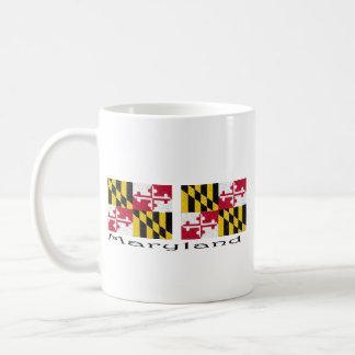 Maryland Flag Coffee Mug