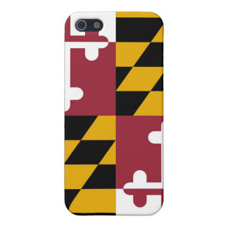Maryland Flag Cover For iPhone 5/5S