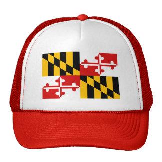 Maryland Flag Hat