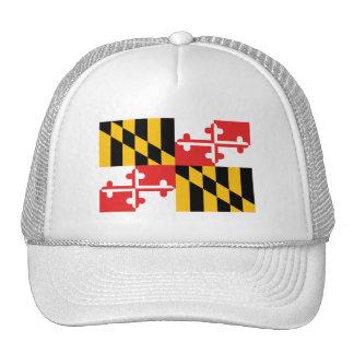 Maryland FLAG International Hat