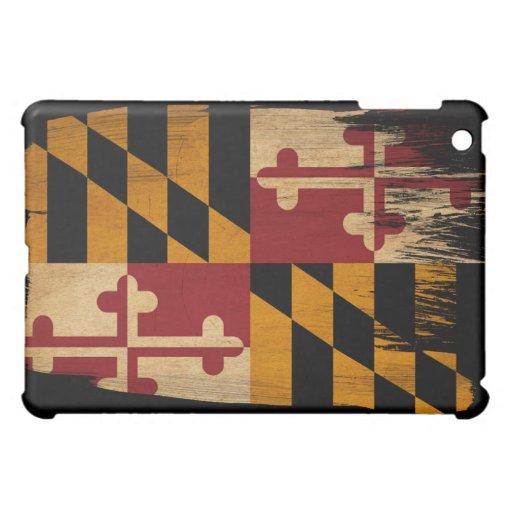 Maryland Flag iPad Mini Cover