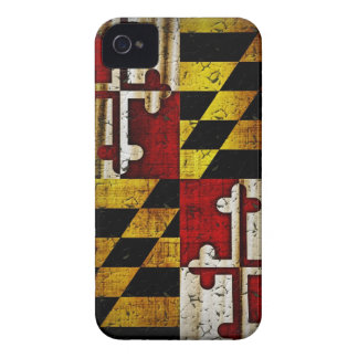 Maryland Flag iPhone 4 Case