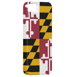 Maryland Flag iPhone 5 Case