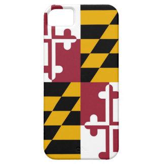 Maryland Flag iPhone 5 Case