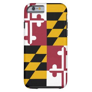 Maryland Flag iPhone 6 case