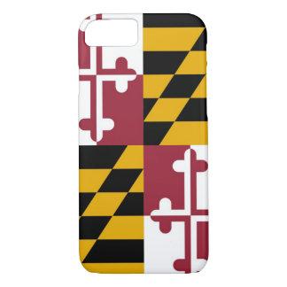 Maryland Flag iPhone 7 Case
