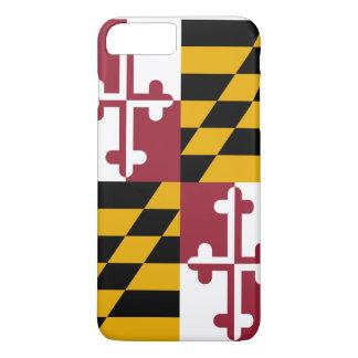 Maryland Flag iPhone 7 Plus Case
