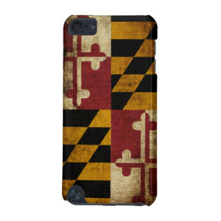 Maryland Flag iPod Touch 5G Case