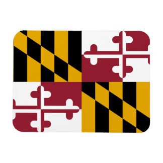 Maryland Flag Magnet
