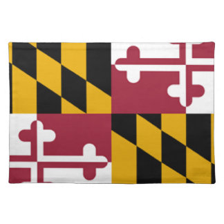 Maryland Flag Placemat