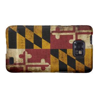 Maryland Flag Samsung Galaxy SII Case