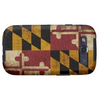 Maryland Flag Samsung Galaxy SIII Case