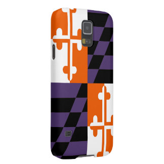 Maryland Flag Sports Colors Case For Galaxy Nexus Cases For Galaxy S5
