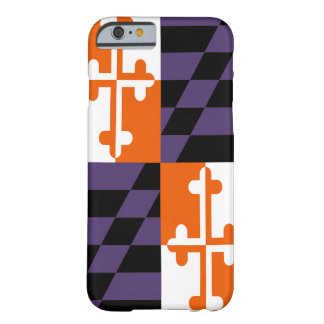 Maryland Flag Sports Colors Case for iPhone 6 case