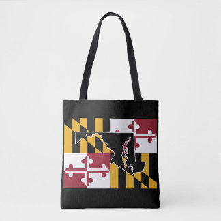 Maryland Flag/State bag