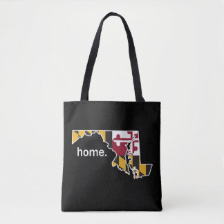 Maryland Flag/State home bag