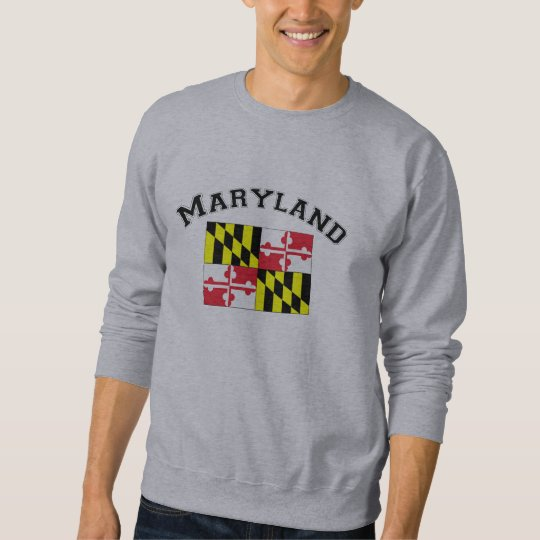 Maryland Flag Sweatshirt
