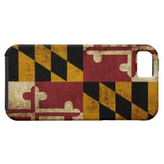Maryland Flag Tough iPhone 5 Case