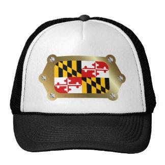 Maryland framed Flag Hat