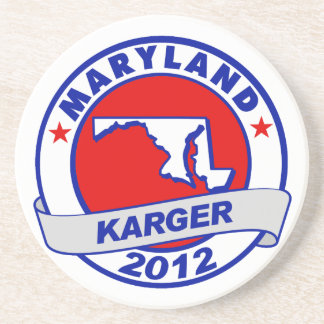 Maryland Fred Karger Coasters