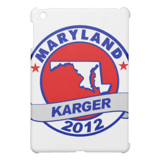 Maryland Fred Karger iPad Mini Cover