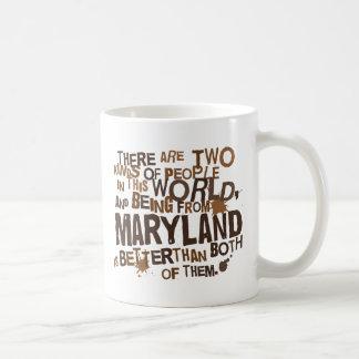 Maryland (Funny) Gift Coffee Mug