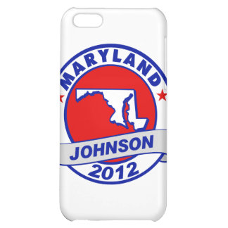 Maryland Gary Johnson Cover For iPhone 5C