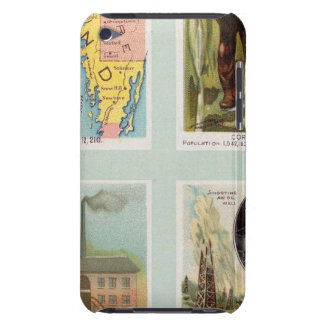 Maryland, Georgia, Illinois, Pennsylvania Barely There iPod Case