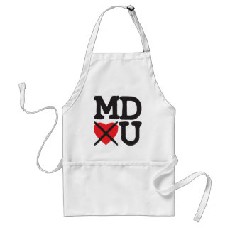 Maryland Hates You Standard Apron