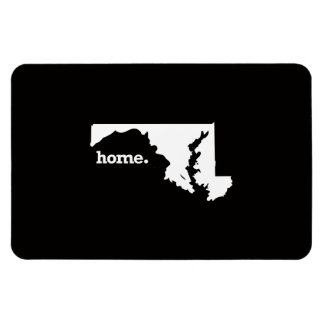 Maryland Home Rectangular Photo Magnet