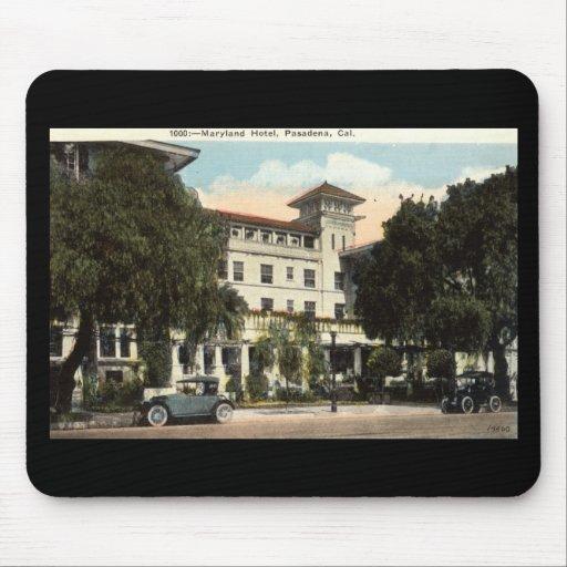Maryland Hotel, Pasadena CA c1920s Mouse Pads