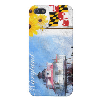 Maryland Covers For iPhone 5