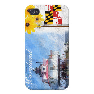 Maryland Case For iPhone 4