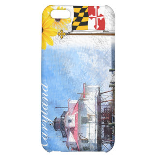 Maryland iPhone 5C Cases